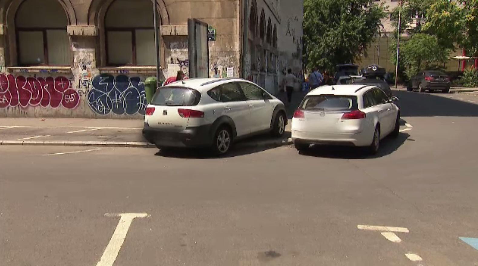 Nicușor Dan anunță eliminarea parcărilor gratuite din centrul Bucureștiului