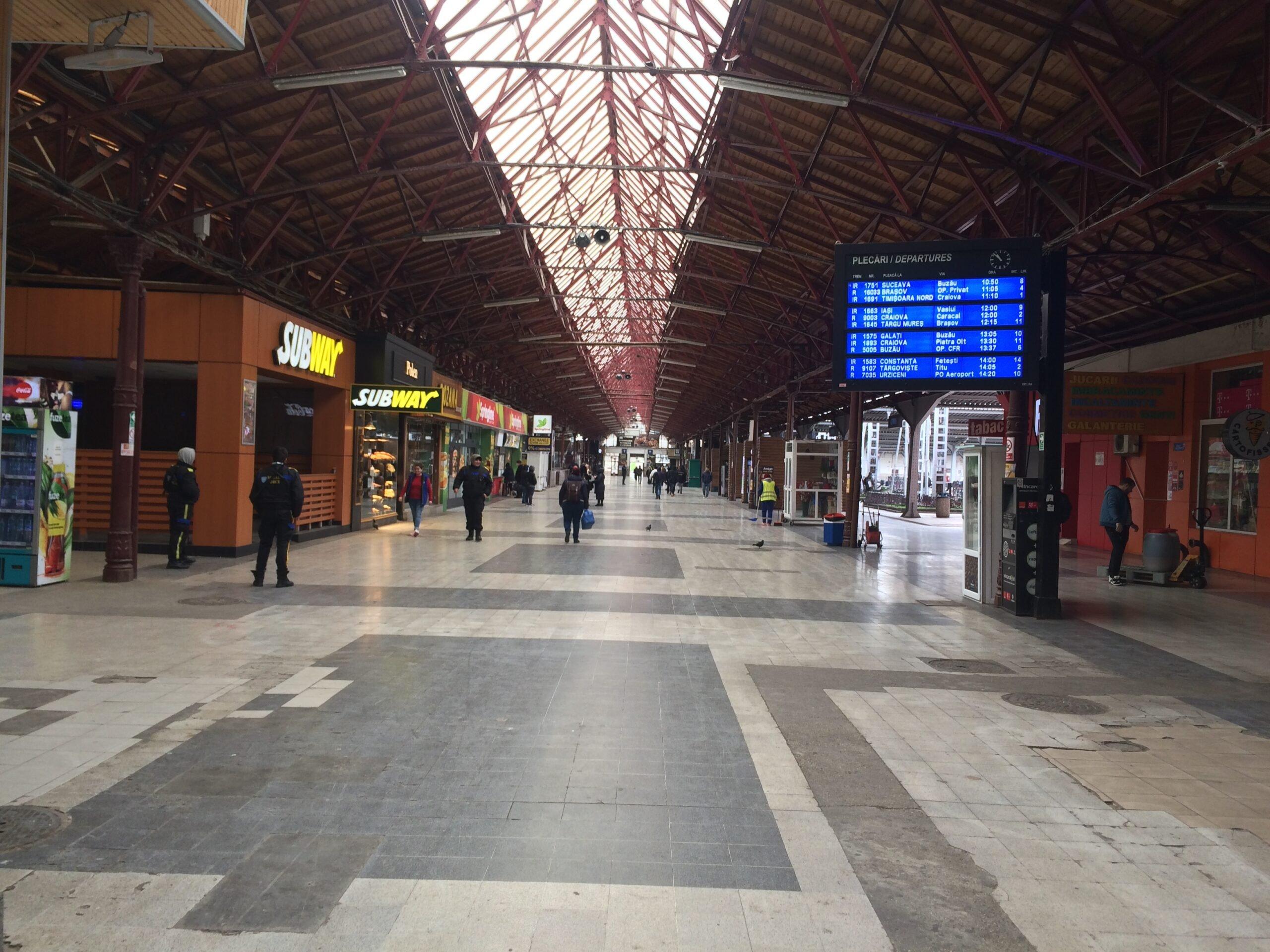 CFR pregătește modernizarea liniilor de cale ferată din București și împrejurimi. Licitație de zeci de milioane doar pentru studiul de fezabilitate