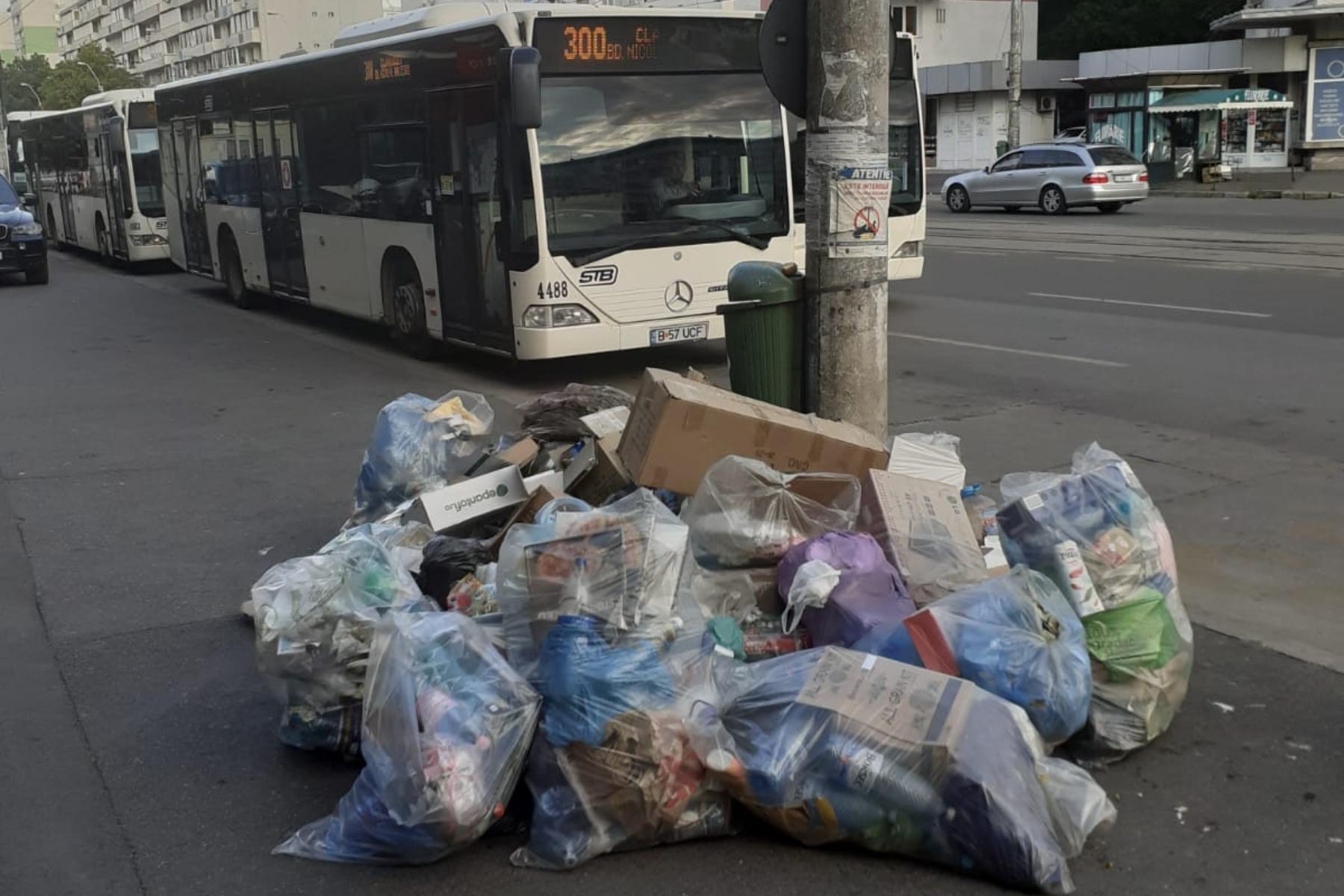 Primăria Sector 1 cere din nou stare de alertă din cauza gunoaielor
