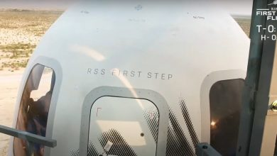 Photo of Lansarea Blue Origin. Jeff Bezos a zburat cu succes în spațiul cosmic VIDEO