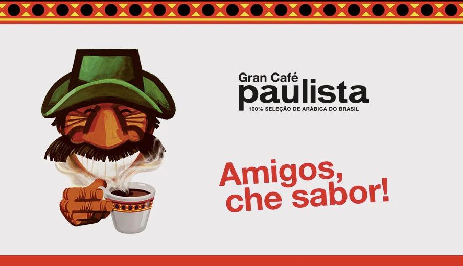 Lavazza relansează Gran Cafe Paulista (P)