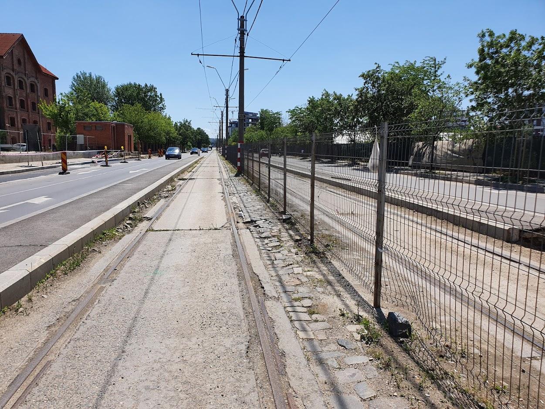 Opt linii de tramvai din București intră în reabilitare. Anunțul făcut de directorul STB
