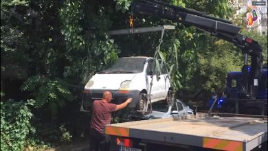 Photo of Mii de mașini abandonate, descoperite în Sectorul 6. Câte au fost ridicate de Poliția Locală până acum