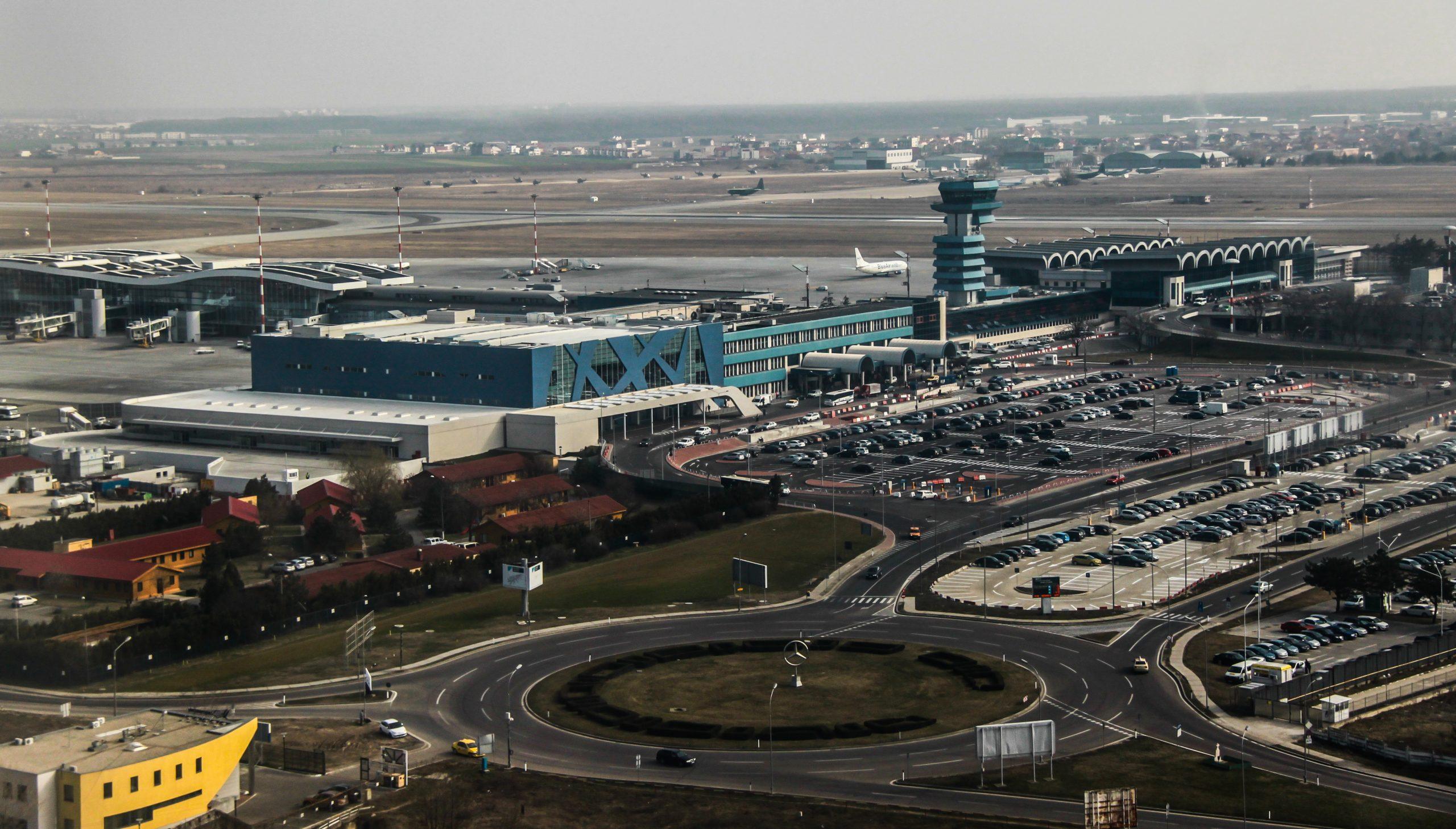 Cât costă să ajungi de la Aeroportul Otopeni până în centrul Bucureștiului