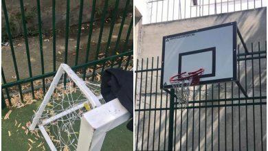 Photo of Parcul Ioanid a fost vandalizat. Lui Radu Mihaiu i s-a umplut paharul și declară război direct mojicilor