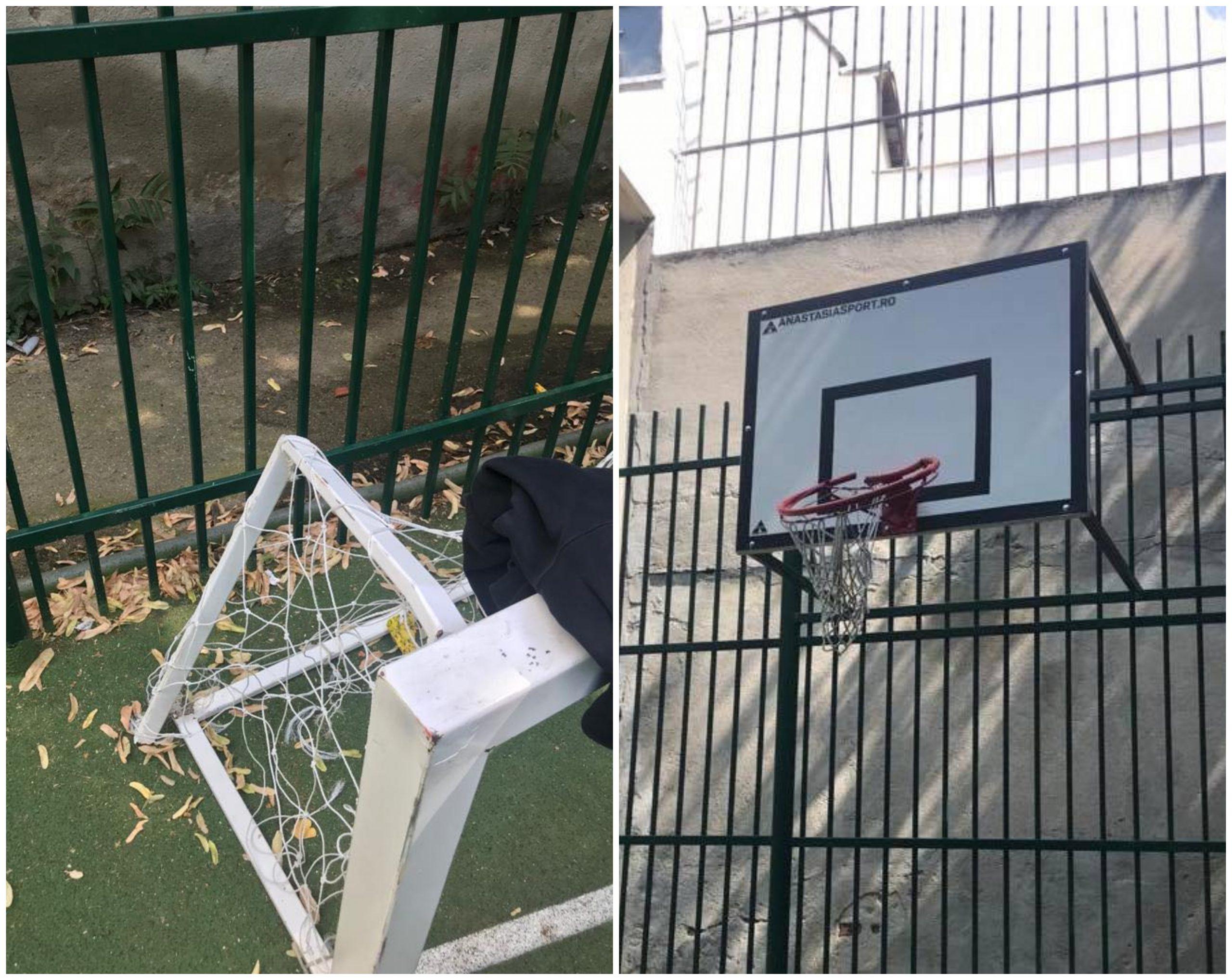 Parcul Ioanid a fost vandalizat. Lui Radu Mihaiu i s-a umplut paharul și declară război direct mojicilor