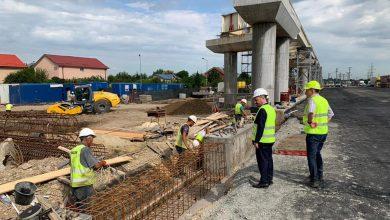 Photo of Lucrările la Pasajul Domneşti de pe Centura Bucureşti sunt în plină desfăşurare. Când va fi deschis circulației