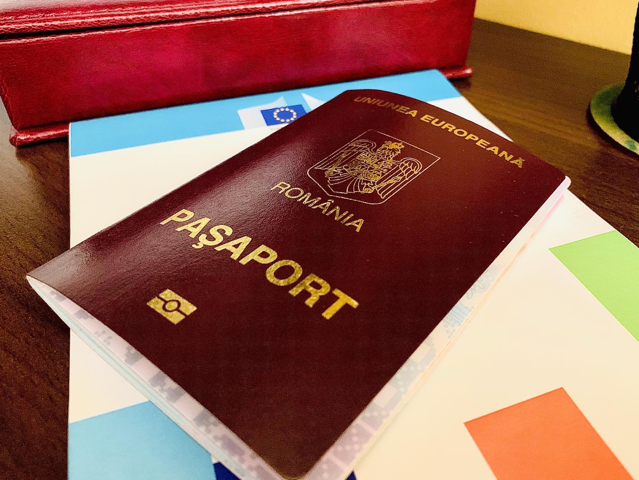 Cum se face programarea pentru emiterea pașapoartelor în București