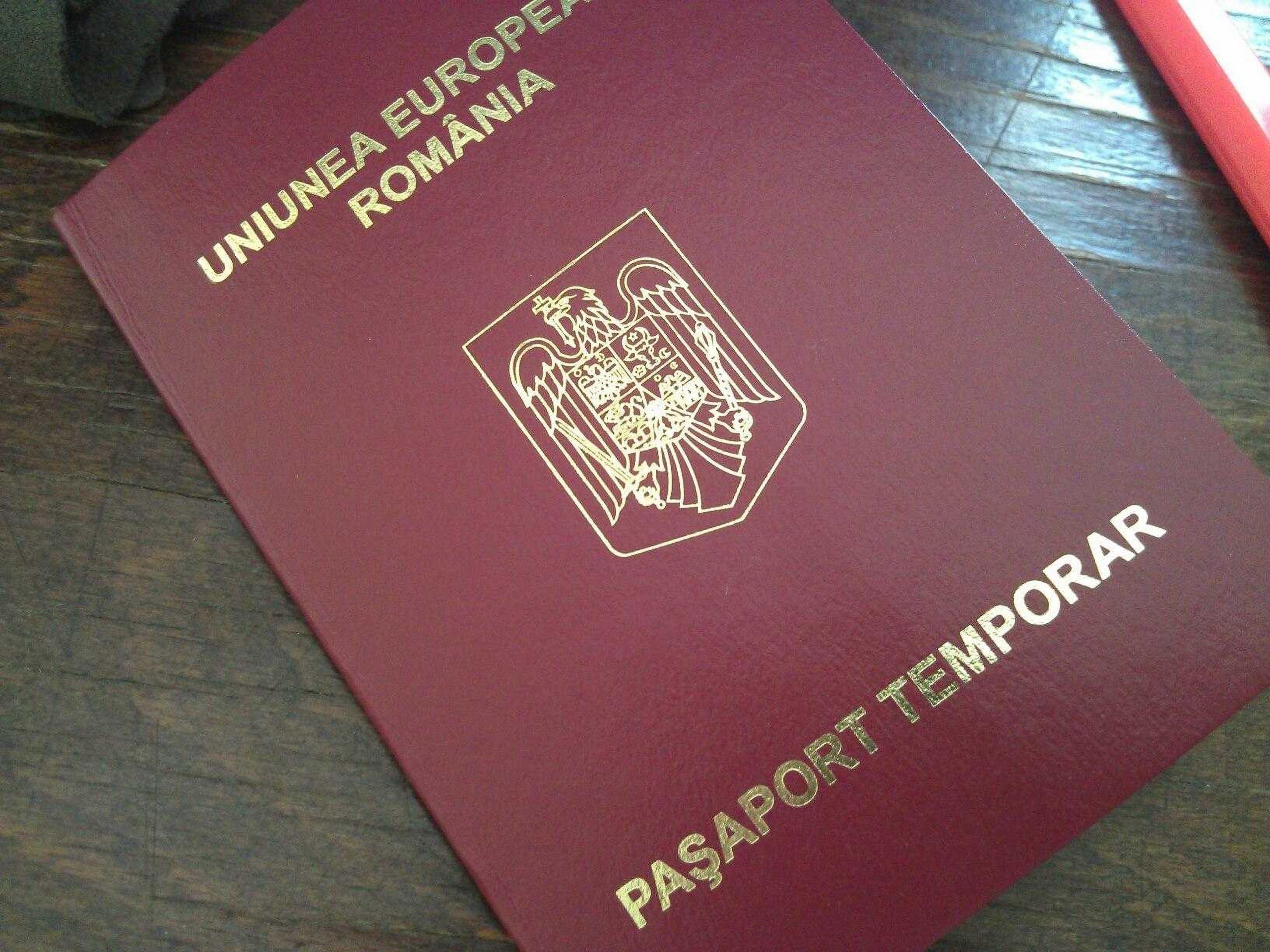 Cum se poate emite un pașaport temporar în 2 ore