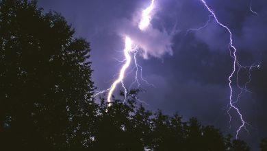 Photo of Ploi cu tunete și fulgere în București. ANM a emis avertizări meteo de furtuni violente în aproape toată țara