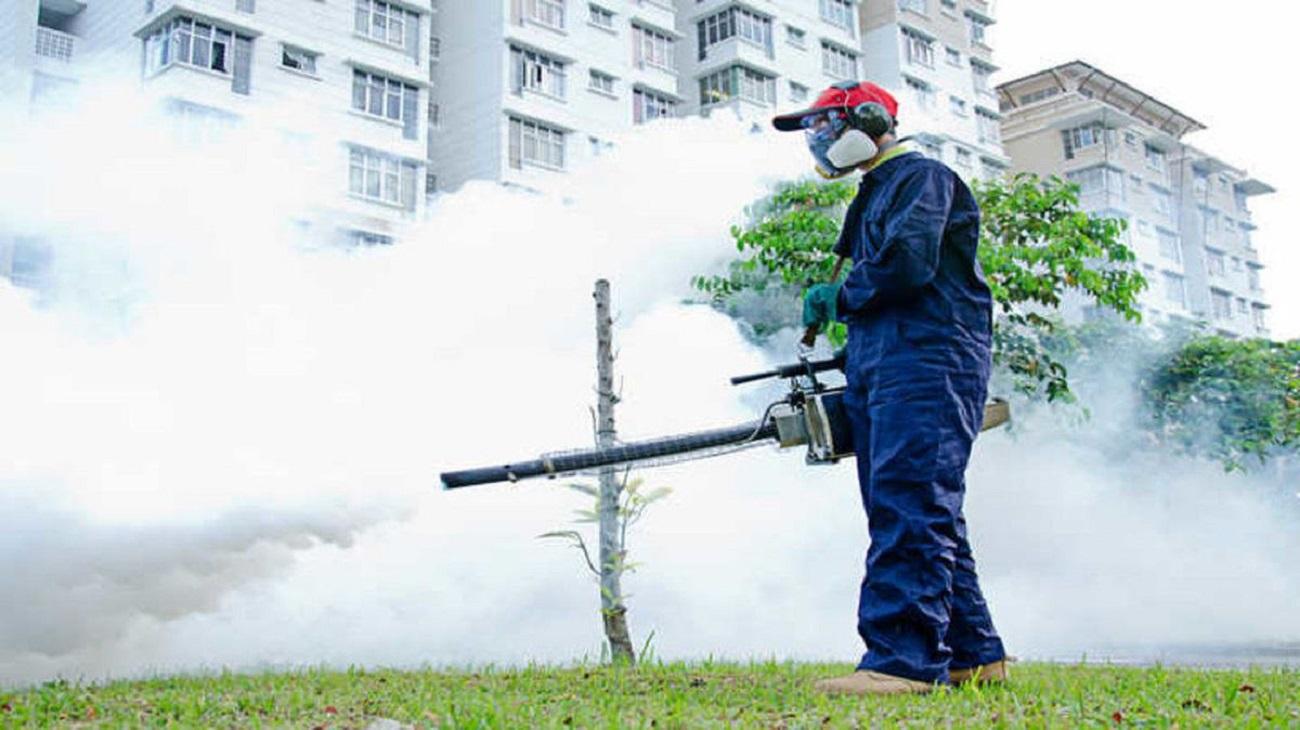 Începe al treilea tratament de combatere a larvelor de țânțari. Sunt vizate parcurile din București