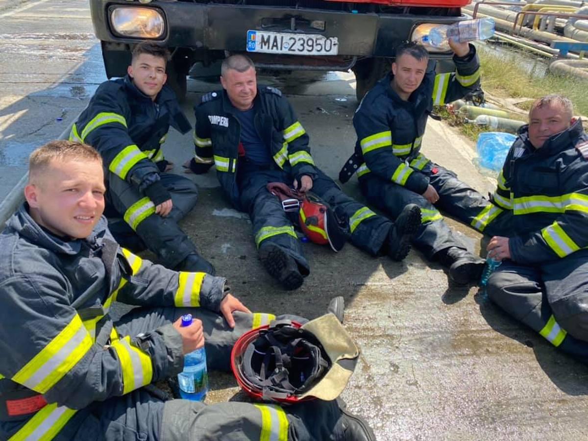 petromidia pompieri