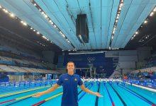 Photo of David Popovici, un adevărat fenomen recunoscut de presa mondială.  Înotătorul român de 16 ani doboară record după record și impresionează la JO 2020
