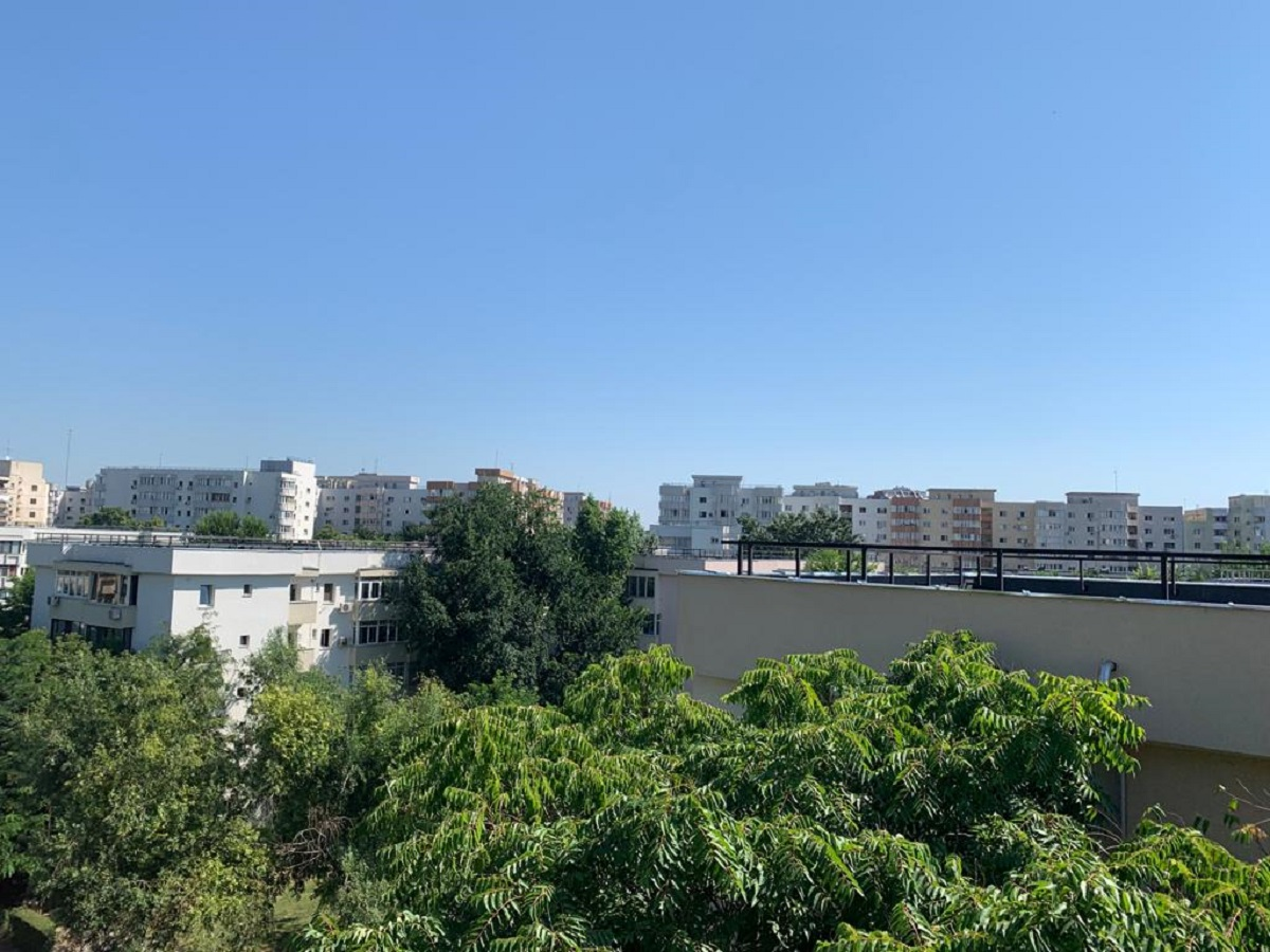 Prognoza meteo specială pentru București. Temperaturi incendiare