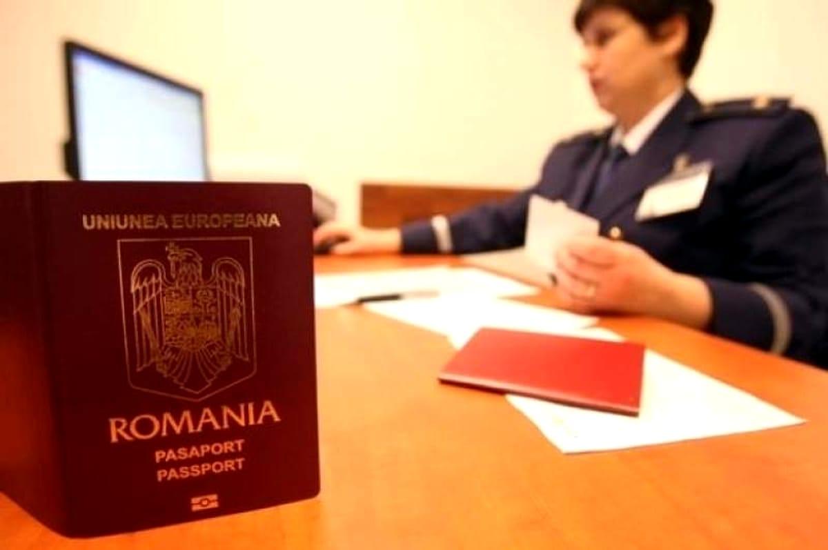 programarea pentru emiterea pașapoartelor în București
