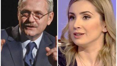 """Photo of Irina Tănase a recționat după decizia de eliberare a lui Liviu Dragnea: """"Mă duc să îmi iau bărbatul acasă"""""""
