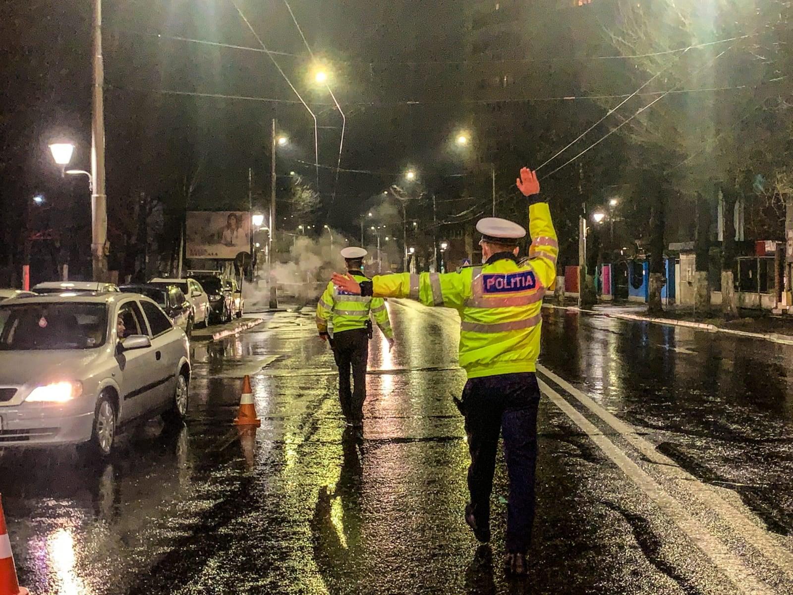 Restricții de circulație în București până miercuri. Poliția Rutieră ne pregătește pentru o săptămână aglomerată