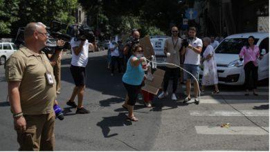 Photo of Nebunie pe Berzei, în București, la DNA. Liviu Dragnea, la audieri în dosarul Tel Drum, la nici două săptămâni de la eliberare | VIDEO