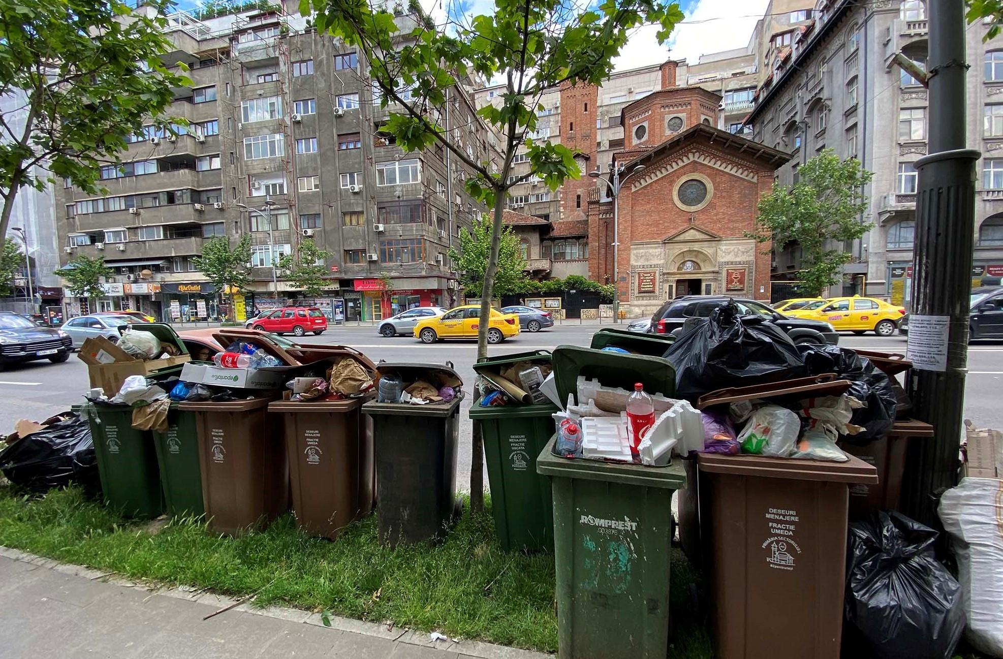Ședință de lucru la Primăria S1. Clotilde Armand cheamă primarii la discuții pe tema gestionării deșeurilor