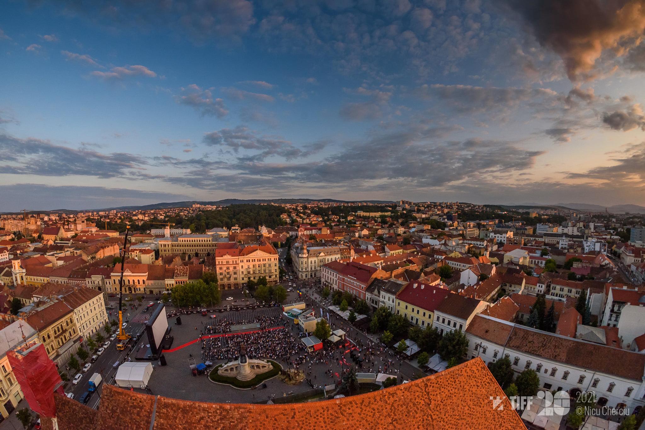 A fost spectacol la prima seară de la TIFF 2021. Peste 1.500 de oameni au fost prezenți în Cluj la inaugurarea festivalului de film