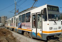 Photo of Tramvaie blocate pe șine în București. Circulația urmează să fie reluată în cel mai scurt timp posibil