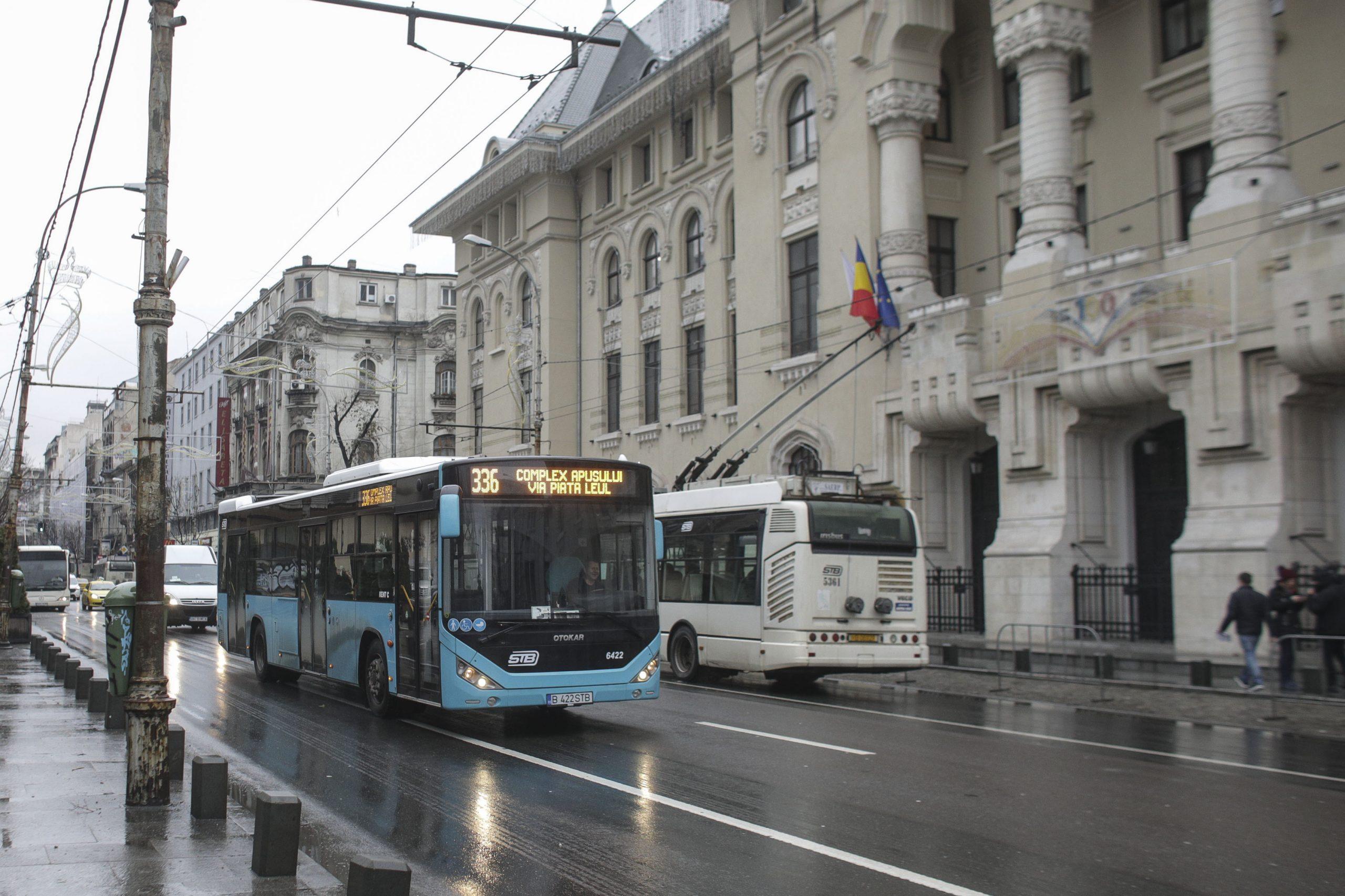 PMB a delegat serviciile de transport public din Capitală către TPBI