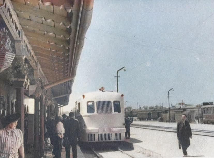 Povestea primului tren de viteză București - Constanța. A fost lansat în 1937, dar avea acceași viteză ca trenurile de acum
