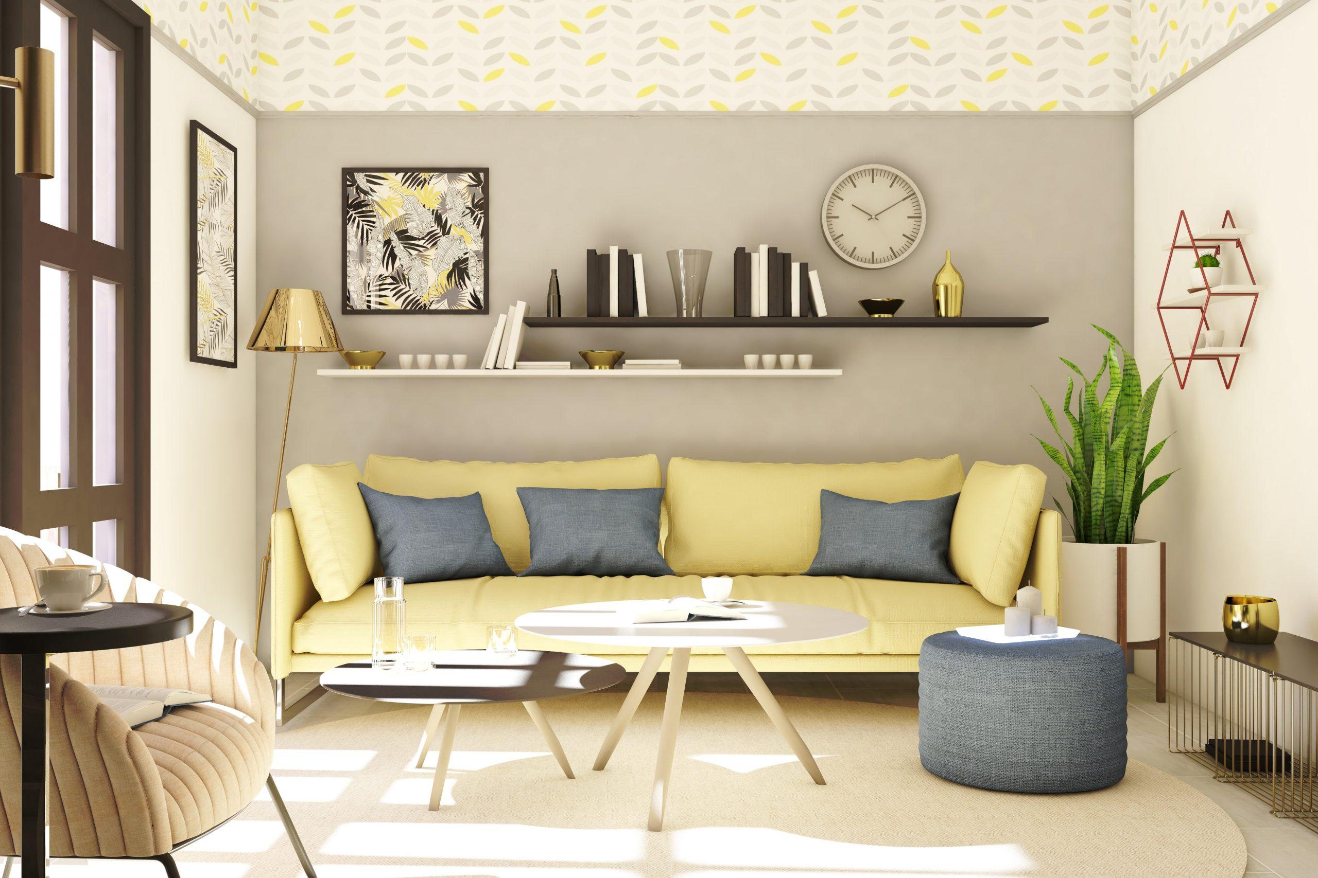 Idei de amenajare pentru un spațiu redus - trucuri pentru decorarea casei tale (P)