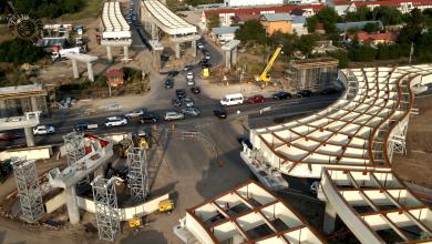 Photo of Lucrările de la Pasajul Domnești avansează pe zi ce trece. Proiectul este finalizat în proporție de aproape 50% | VIDEO