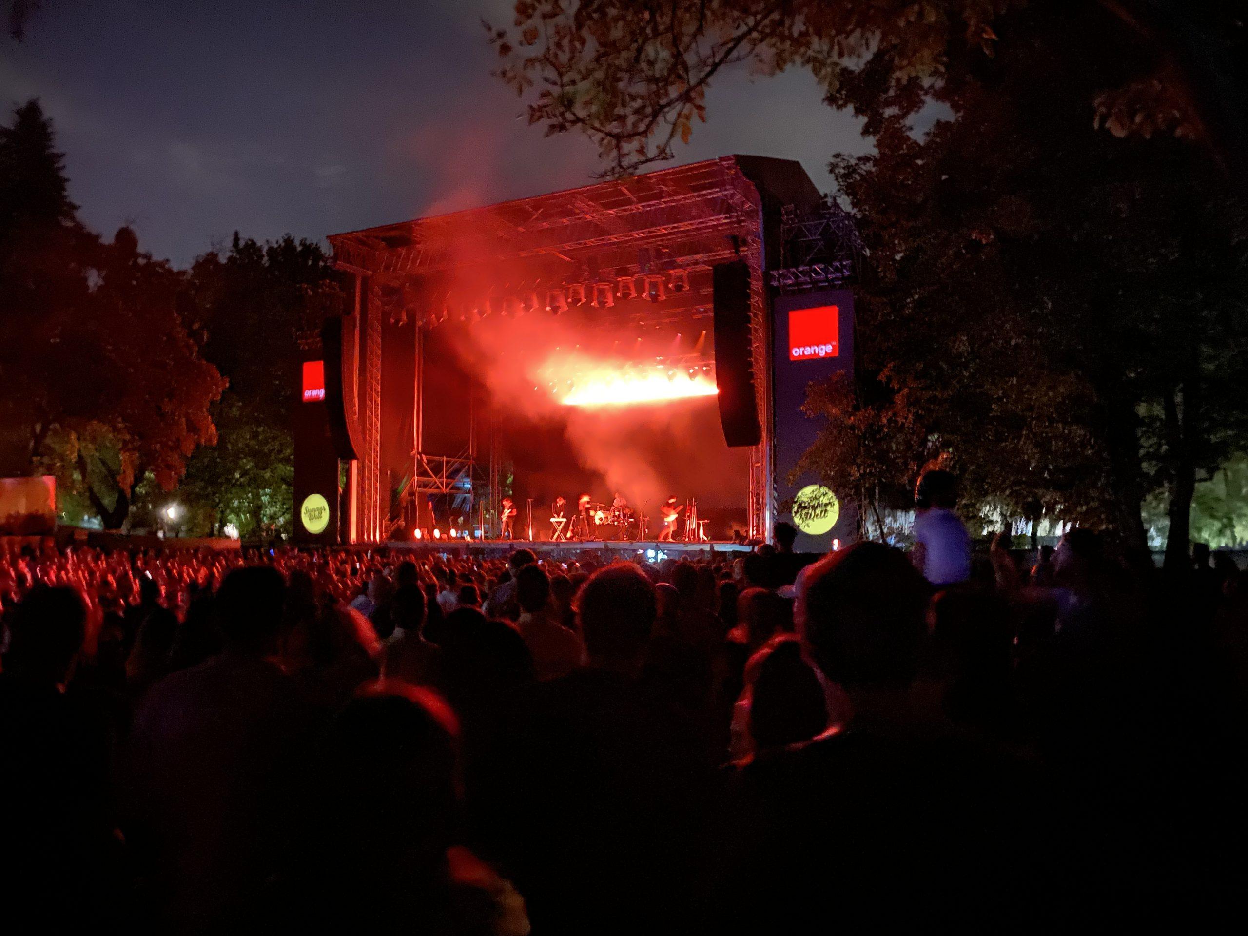 A patra zi de Summer Well 2021. Festivalul se apropie de sfârșit. Ce artiști cântă în ultima zi