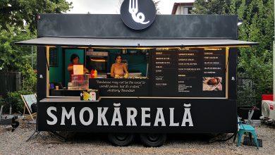 Photo of Mai pot și Smokăreală! Dezmăț cu brisket fraged de vită black angus cu carolina mustard și tacos cu pulled pork și jalapeno. Brainfreeze cu înghețată de cremă de alune și ciocolată cu migadale prăjite la Gelateria La Romana dal 1947