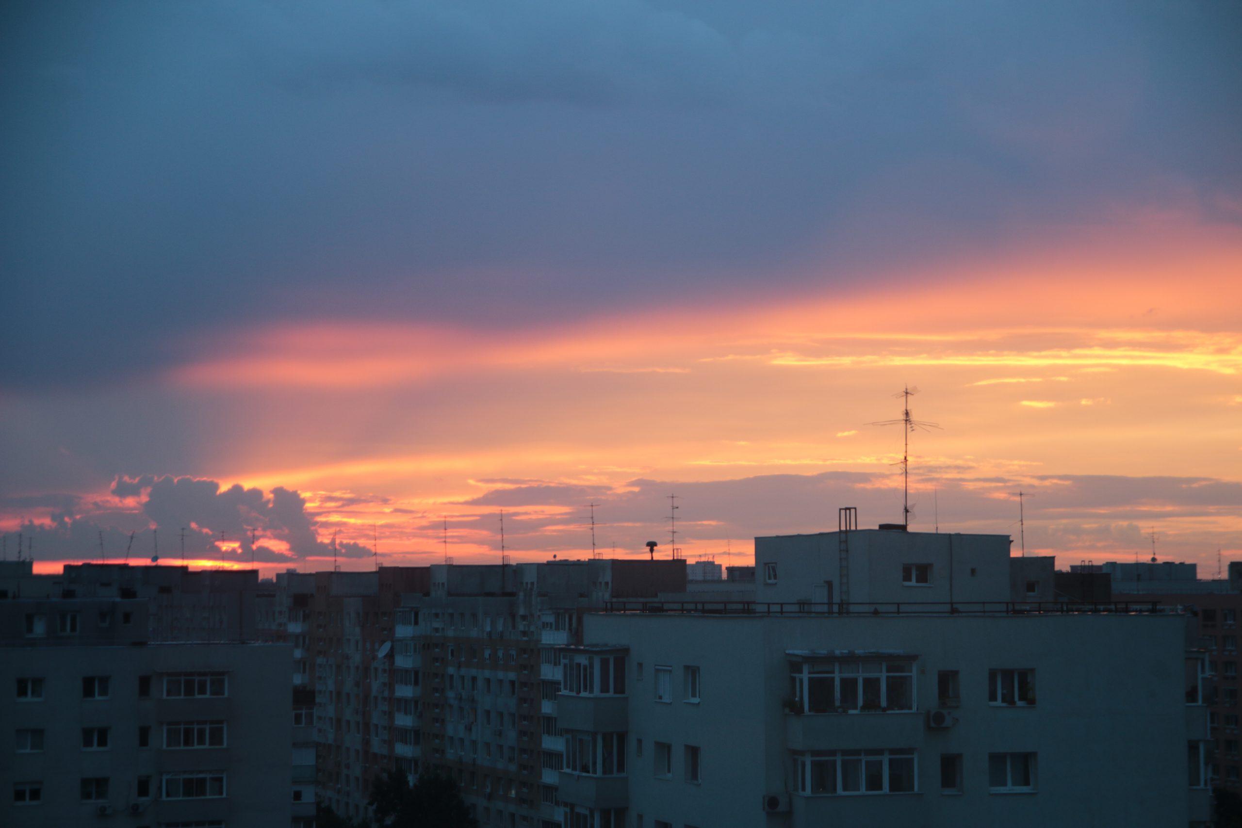 Prognoza meteo în București la final de august. Vremea devine frumoasă, spun meteorologii