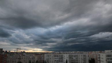 Photo of Alertă meteo cod galben de vijelii și averse în București, Ilfov și Giurgiu. Ce zone sunt vizate de atenționarea ANM | UPDATE