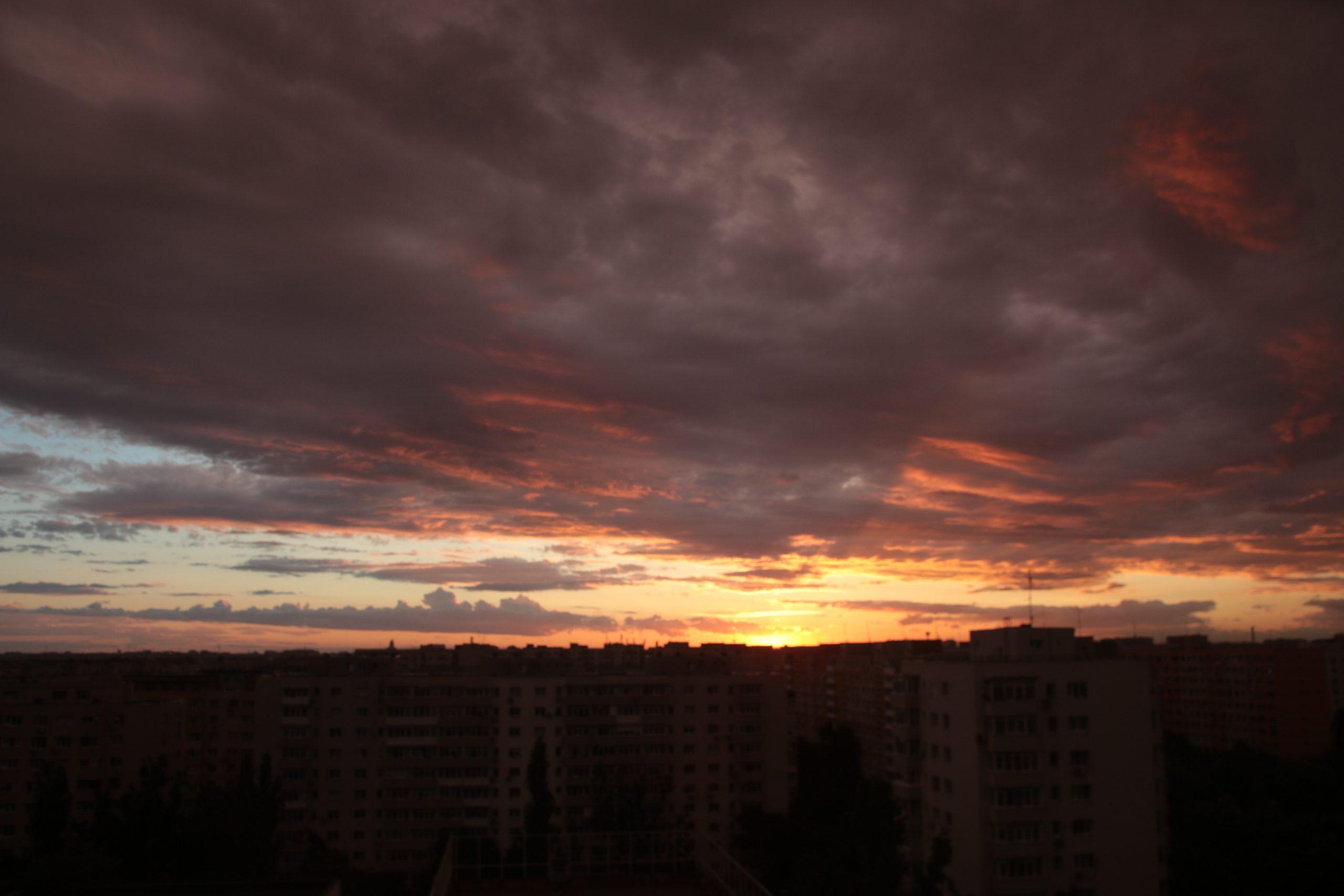 Prognoza meteo ANM de marți, miercuri și joi. Cum va fi vremea în București în aceste zile