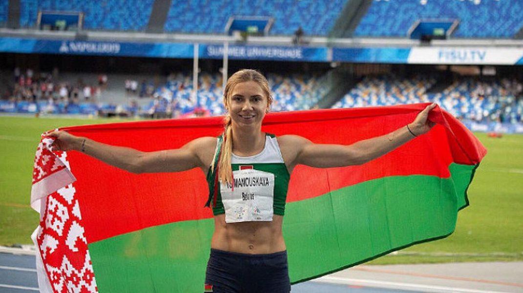 Cine este Krystsina Tsimanouskaya, atleta pe care președintele Belarusului a încercat să o răpească de la Olimpiada de la Tokyo