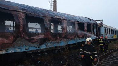 Photo of BREAKING | Incendiu masiv lângă Stadionul Rapid. Mai multe vagoane din triaj au luat foc și ard violent | FOTO & VIDEO UPDATE