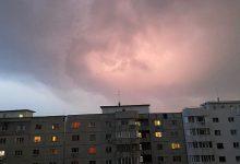 Photo of Furtună în București joi seară. Avertismentul ANM se adeverește. Cerul Capitalei s-a umplut de nori întunecați și fulgere   FOTO & VIDEO   UPDATE