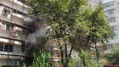 Photo of Incendiu uriaș în București la un bloc reabilitat termic! 10 autospeciale intervin de urgență   FOTO & VIDEO UPDATE