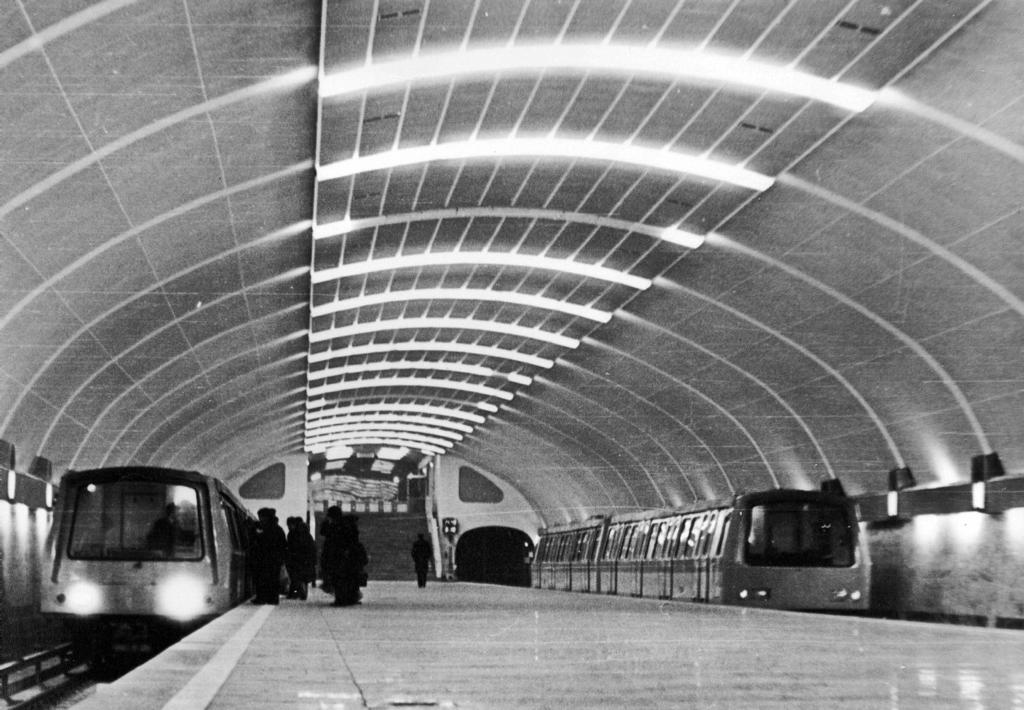 metrou, comunism