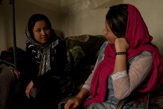 femei, afganistan