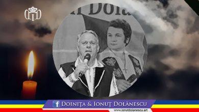 Photo of A murit Nicolae Dolănescu. Ionuț Dolănescu este în doliu