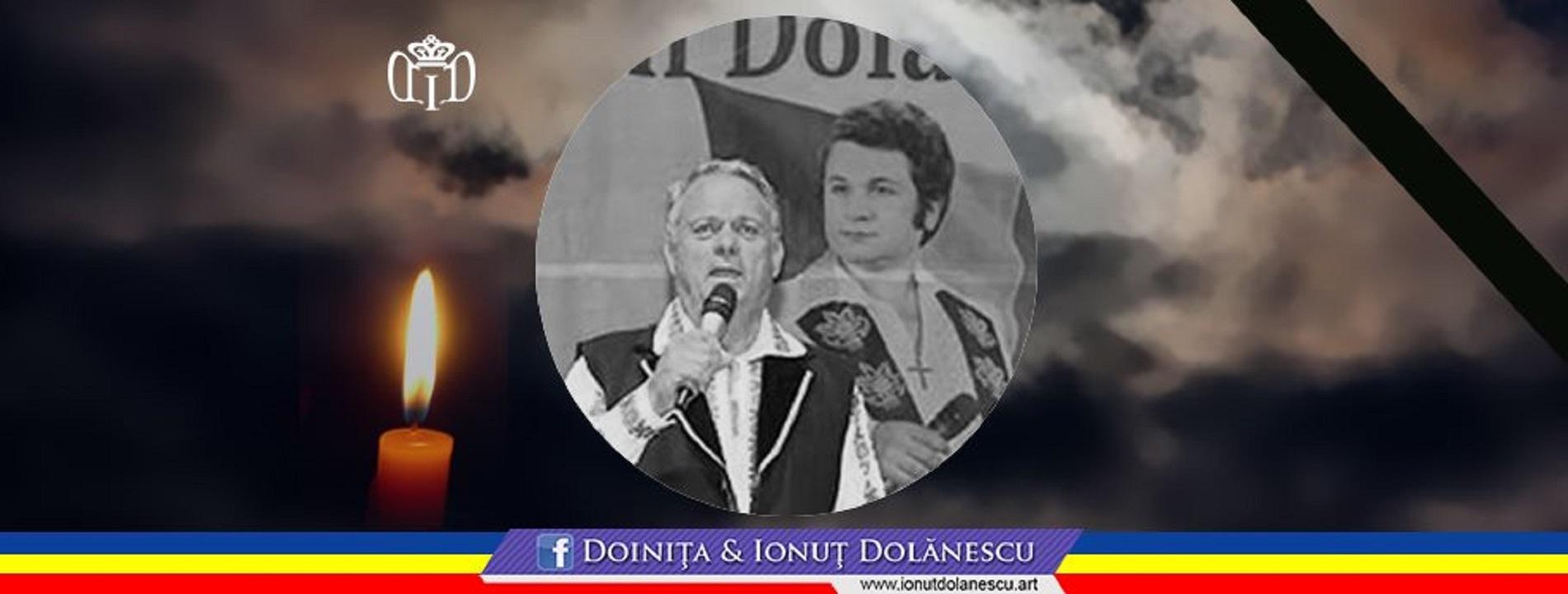A murit Nicolae Dolănescu. Ionuț Dolănescu este în doliu