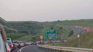 Photo of Aglomerație uriașă pe A2 spre București. O bandă de circulație a fost blocată după ce un pieton a încercat să traverseze autostrada