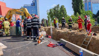 Photo of Breaking news | Accident grav pe un șantier de lângă Biblioteca Națională! Un mal de pământ a căzut peste muncitori. Doi oameni au murit | FOTO & UPDATE