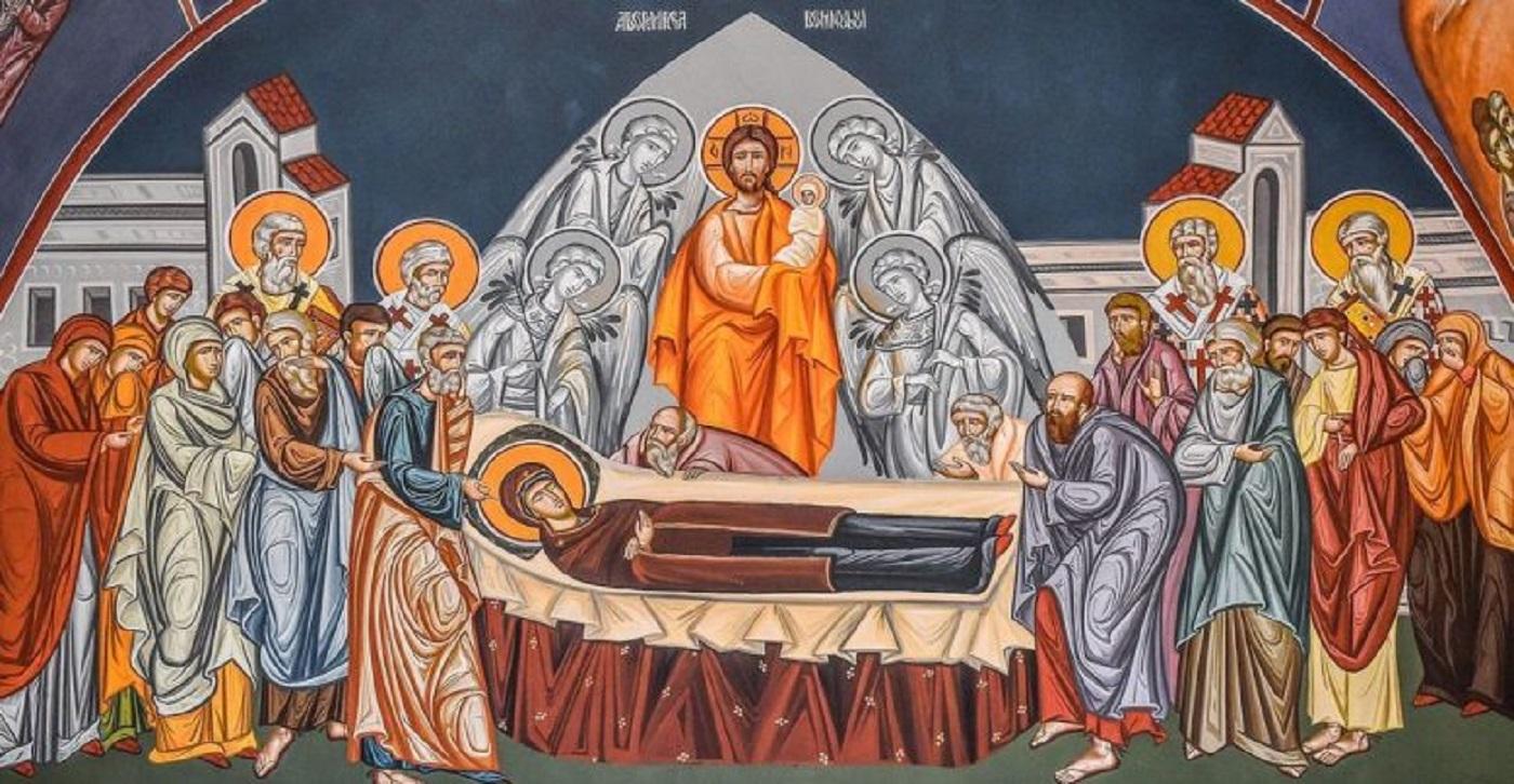 """Adormirea Maicii Domnului. Tradiții și obiceiuri de Sfânta Maria. Se spune sau nu """"La mulți ani"""" pe 15 august"""