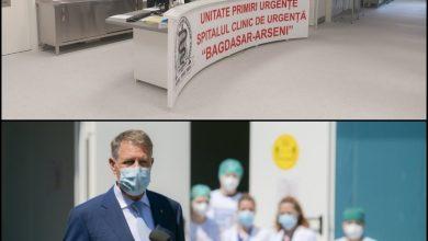 Photo of Noua unitate de primiri urgenţe a Spitalului Bagdasar Arseni stă sub lacăt de luni de zile. E gata din mai și bifată deja de vizita lui Iohannis. Ce-i lipsește