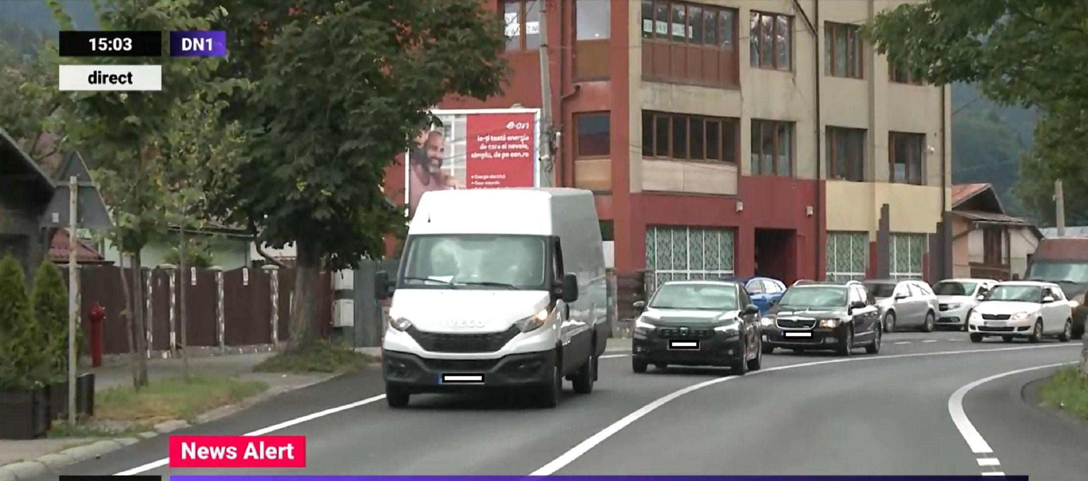 Șoferii stau bară la bară pe DN1 între Brașov și Ploiești. Recomandări de rute alternative spre București