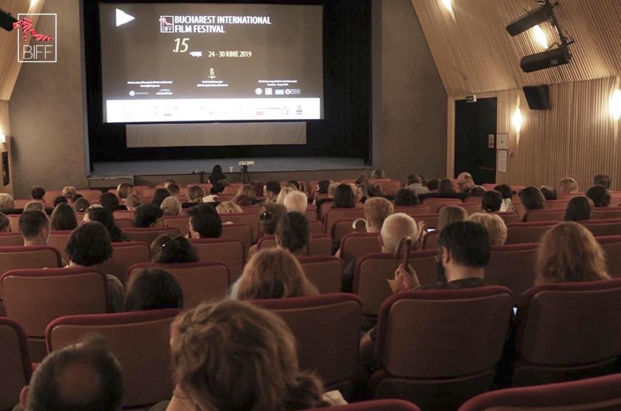 Bucharest International Film Festival începe în septembrie. Premieri mondiale în Capitală luna viitoare