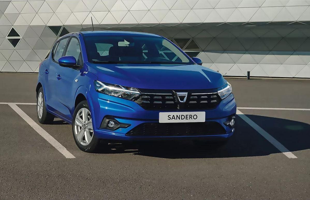 Dacia Sandero, cea mai vândută mașină din Europa, în luna iulie. A depășit Volkswagen Golf
