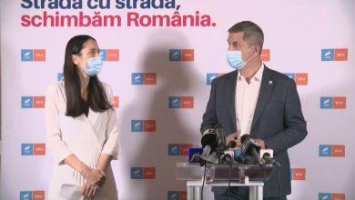 Photo of Dan Barna îi ia apărarea lui Clotilde Armand după strângerea de semnături pentru demitere: Gabriela Firea nici nu stă în București
